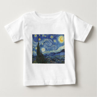 Vincent van Gogh | The Starry Night, June 1889 Baby T-Shirt