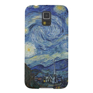 Vincent van Gogh | The Starry Night, June 1889 Cases For Galaxy S5