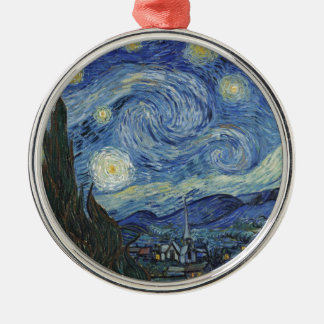 Vincent van Gogh | The Starry Night, June 1889 Christmas Ornament