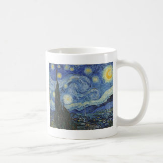 Vincent van Gogh | The Starry Night, June 1889 Coffee Mug