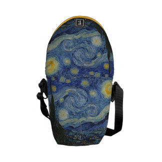 Vincent van Gogh | The Starry Night, June 1889 Commuter Bags