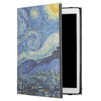 "Vincent van Gogh | The Starry Night, June 1889 iPad Pro 12.9"" Case"