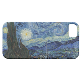 Vincent van Gogh | The Starry Night, June 1889 iPhone 5 Case