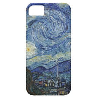 Vincent van Gogh | The Starry Night, June 1889 iPhone 5 Covers