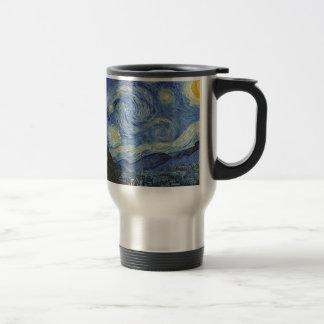 Vincent van Gogh   The Starry Night, June 1889 Travel Mug