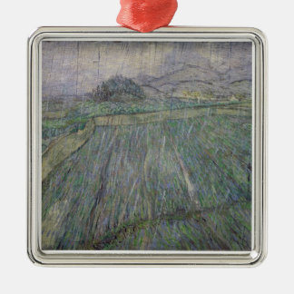 Vincent van Gogh | The Thunder Storm Christmas Ornament