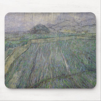 Vincent van Gogh | The Thunder Storm Mouse Pad