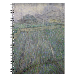 Vincent van Gogh | The Thunder Storm Spiral Notebooks
