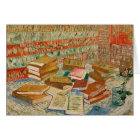 Vincent van Gogh | The Yellow Books, 1887 Card