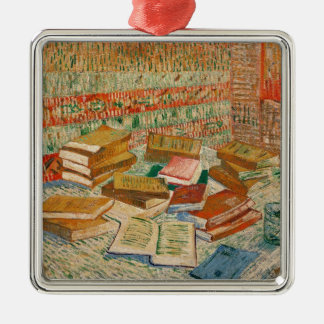 Vincent van Gogh | The Yellow Books, 1887 Christmas Ornament