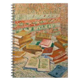Vincent van Gogh | The Yellow Books, 1887 Spiral Note Books