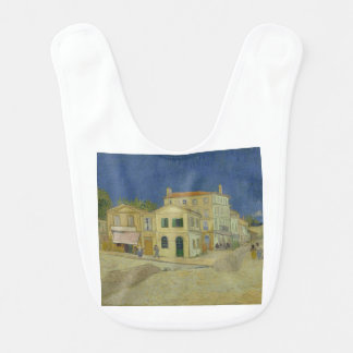 Vincent Van Gogh The Yellow House Painting Bib