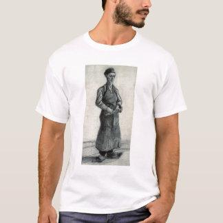 Vincent van Gogh | The Young Blacksmith, 1882 T-Shirt