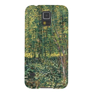 Vincent van Gogh | Trees and Undergrowth, 1887 Cases For Galaxy S5