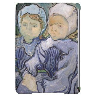Vincent van Gogh   Two Little Girls, 1890