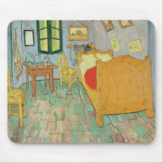 Vincent van Gogh | Van Gogh's Bedroom at Arles Mouse Mat