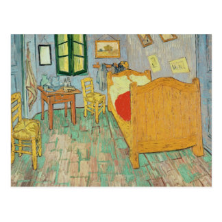 Vincent van Gogh   Van Gogh's Bedroom at Arles Postcard