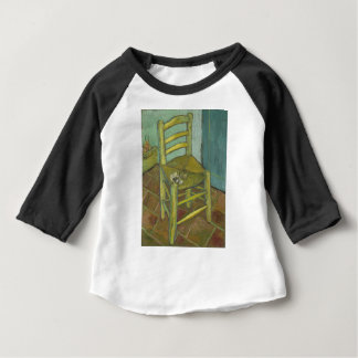 Vincent Van Gogh - Van Gogh's Chair with Pipe Baby T-Shirt