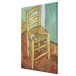 Vincent van Gogh | Vincent's Chair, 1888 Canvas Print