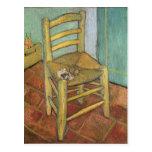 Vincent van Gogh | Vincent's Chair, 1888 Postcard