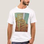 Vincent van Gogh | Vincent's Chair, 1888 T-Shirt