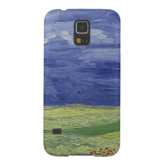 Vincent van Gogh | Wheatfields under Thundercloud Galaxy S5 Cover