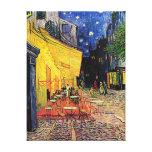 Vincent Van Gogh's 'Cafe Terrace' Canvas Print