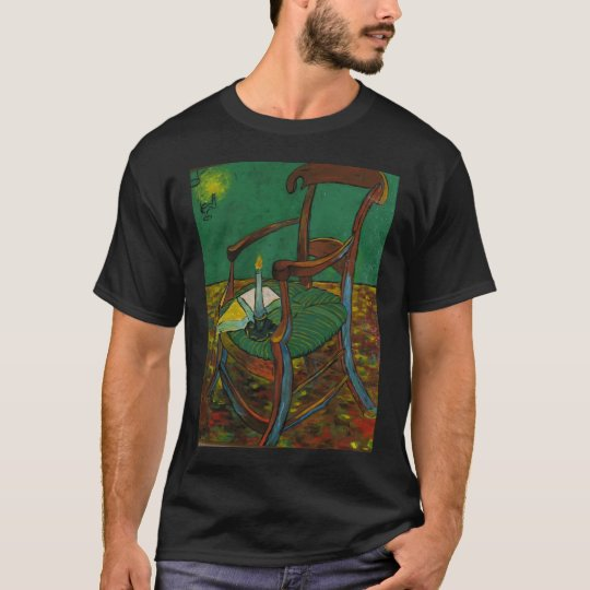 VINCENT VAN GOGH'S GAUGUIN'S CHAIR T-Shirt