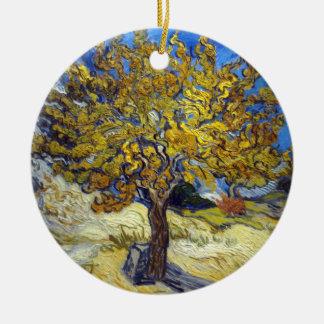 Vincent Van Gogh's Mulberry Tree Christmas Ornament