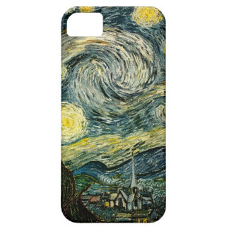 Vincent van Gogh's The Starry Night (1889) Case For The iPhone 5