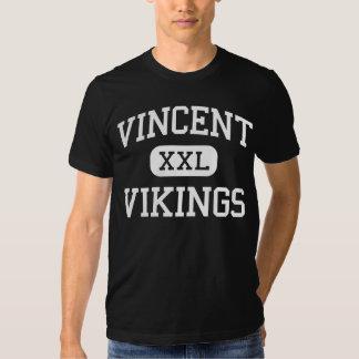 Vincent - Vikings - High - Milwaukee Wisconsin T-shirt