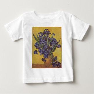Vincent Willem Van Gogh Iris flowers Baby T-Shirt