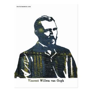 Vincent Willem van Gogh Postcard