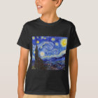 "Vincent Willem van Gogh, ""Starry Night"" T-Shirt"