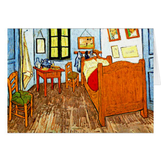 Vincent's Bedroom Card