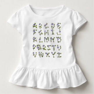 Vine Alphabet T-Shirt