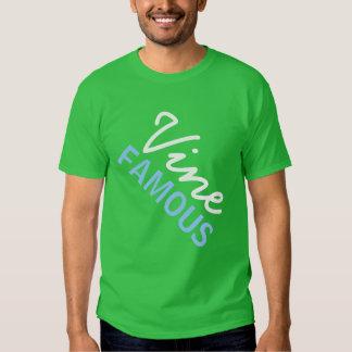 Vine Famous Tee Shirts
