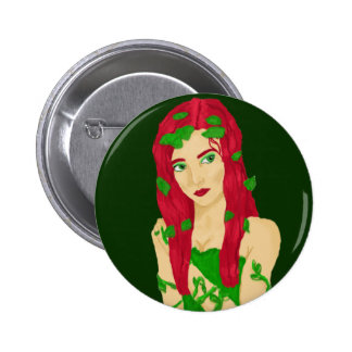 Vine Girl Buttons