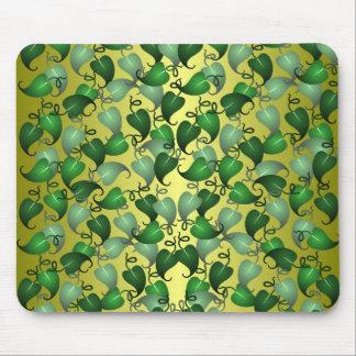 Vine Leaf Mousepad