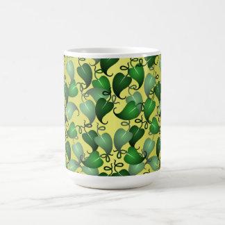 Vine Leaf Mug