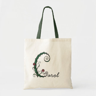 'Vine Letter C' Bag
