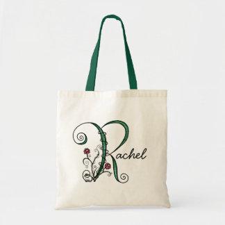 'Vine Letter R' Bag