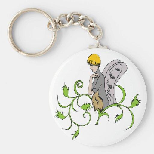 Vine-Sprite Key Chain