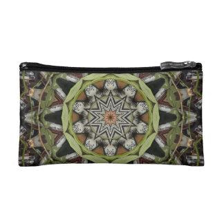 Vine Star Kaleidoscope Cosmetic Bags
