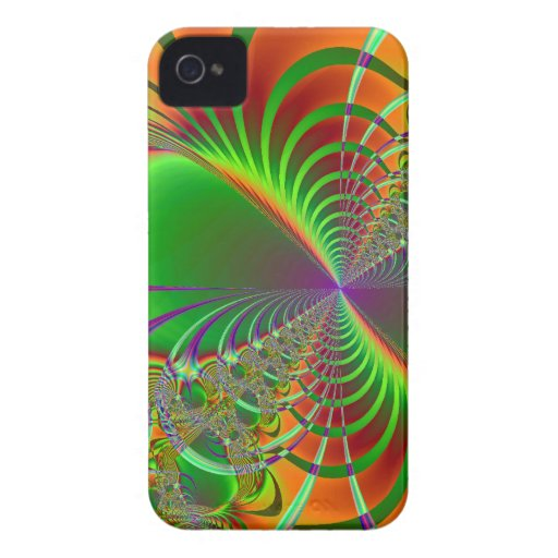 Vine Strings iPhone 4 Case-mate