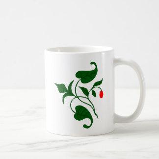 Vined Basic White Mug