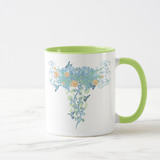 Vines and Hummingbirds Mug