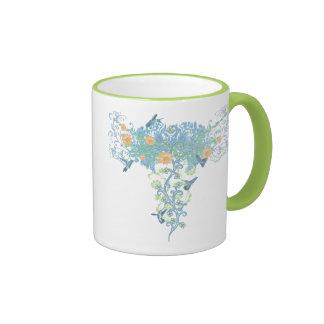 Vines and Hummingbirds Mug