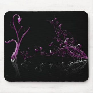 Vines Reflection Mouse Pad