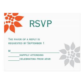 Vines RSVP Postcard